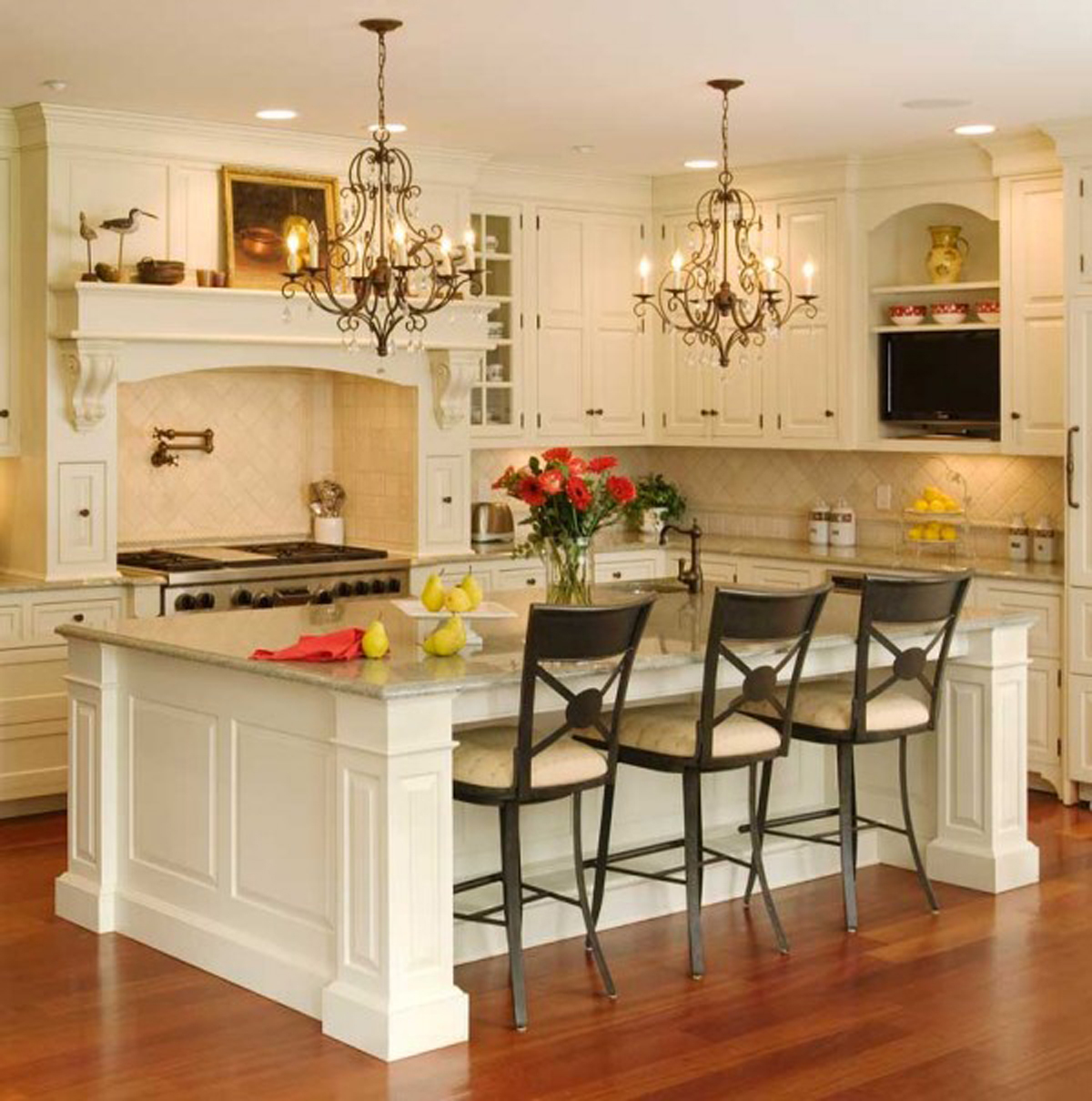 Amazing of Elegant Kitchen Designs Picture Have Kitchen D 57